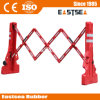 Outdoor Temporary Plastic Traffic Road Safety Retractable Barrier