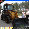 Zl12f 1.2 Ton Front Loader with Bucket Four Wheel Loader