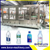 Automatic Liquid Water Bottle Filling and Capping Sealing Machine / Water Bottling Plant