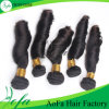 High Quality Spring Curl Virgin Indian Human Hair From China