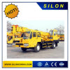 25 Ton XCMJ Hydraulic Small Truck Crane (National IV Emission)