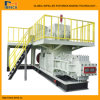 Big Capacity Vacuum Brick Forming Machine