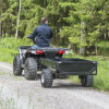 ATV Farm Traler, Box Trailer, Single Axle Trailer