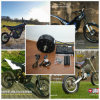 Air Cooling 48V 5kw Electric Motorcycle Engine