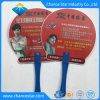 Customized Cheap Plastic PP Promotional Hand Fan