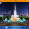 Good Deign of Music Fountain with LED Waterproof Lights