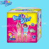 Wholesale Disposable Non Woven Fabric 3D Leak Prevention Training Baby Pants Diapers