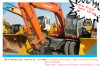 Hitachi Wheeled Excavator Ex100wd-1 Used Hitachi Ex100W Hot Sale!