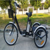 24inch Big Wheel Older Men Electric Tricycle