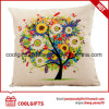 Top Quality Customized Lift Tree Design Cotton Linen Pillow/Cushion