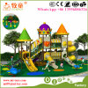 China Professional Factory Supplies Kids Castle Slide Playground Outdoor Playing