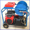 High Pressure Blaster Sewer Pipe Cleaning Machine Gasoline Engine