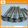 Raised Countersunk Head Cross Recessed Machine Screw