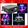 DMX512+Ilda 2W RGB Animation Text Laser Light