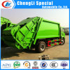 HOWO 4X2 Small Capacity Compactor Garbage Truck for Sale