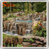 Landscape Design Ornamental Decor Stone Waterfalls Rockery