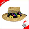 Hollow Straw Sun Hat