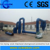 Cylinder High Heat Temperature Rotary Drum Sawdust Dryer