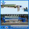 Small Vacuum Ceramic Industrial Filter Press