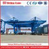 Container Crane Rail Mounted Mobile Hydraulic Gantry Crane Price