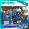 Aluminum Alloy Roller Foaming Double Twist Bunching Machine