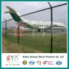 Airport Safety Fence/ Chain Link Fence Top Barbed Wire