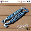 Zinc Plated JIS Frame Eye and Hook Turnbuckle