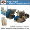 Sheet Extruder with Oil Hydraulic Rewinder
