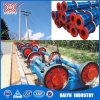 China Manufacturer Electric Concrete Pole Machine