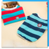 Fashion Stripes Sports Tee Dog Shirt Pet Cool Clothes