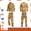 Three-Color Pattern 65%Ployester and 35%Cotton Rip-Stop Acu Army Combat Uniform
