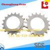 OEM Wheel Forging 18t Simplex Duplex Lifting Sprocket