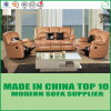 Home Furniture Electric Genuine Leather Functional Sofa Set