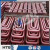 Zigzag Structure Tube Heat Transfer Superheater and Reheater for Power Plant Boiler