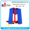 420d Oxford Fabric Inflatable Manual Life Jacket