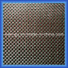 Red Thread Silver Wire Carbon Fiber Cloth