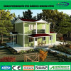 Low Cost Prefab House Two Storey Building Modular Kit House