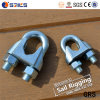 Electro Galvanized Malleable Cast Wire Rope Clips