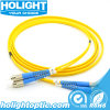 FC Duplex Fiber Optic Patch Cable for FTTH Application