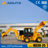 Chinese 2.5ton New Model Small Backhoe Wheel Loader Wz30-25 for Sale