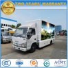 Isuzu 4X2 Mobile Advertising Vehicle 190 HP Outdoor LED Display Truck