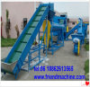 PE PP PS Plastic Bag Film Washing and Recycling Line