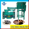 Biomass Waste Corn COB Cotton Stalk Wheat Rice Peanut Straw Briquette Machine