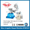 Glass Irregular Shaped Machine Manual, 3 Wheels Adopted (BYM1321)