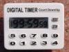 Kitchen Digital Timer Plastic Material