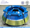 Premium Quality Spare Parts Concave and Mantle for Cone Crusher