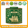 Metal Tin Box for Flavoured Green Tea and White Tea