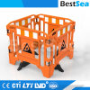 HDPE Plastic Road Gate Work Barrier