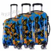 Fashion Design Lightweight New Material PC Travel Suitcase