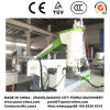 PP PE Film Plastic Recycling Extruder Machine